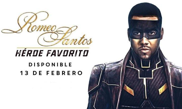 Romeo Santos será un superhéroe en su próximo videoclip