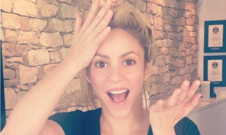 Shakira muestra cómo nació su canción 'Perro Fiel'
