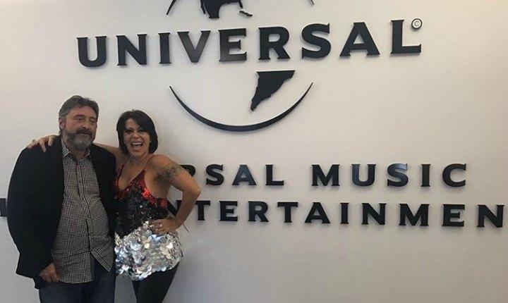 Alejandra Guzmán firmó con Universal Music