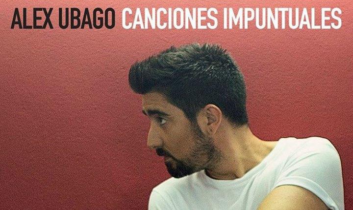 Alex Ubago revela portada de su nuevo disco