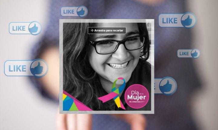 Ponle a tu perfil de Facebook el marco del Día de la Mujer