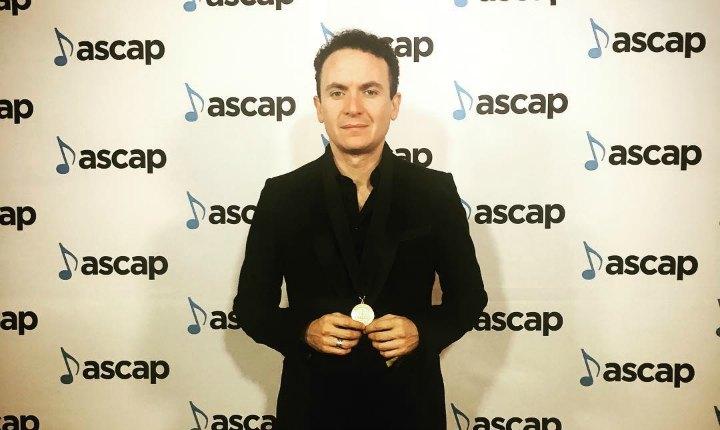 Fonseca galardonado con premio ASCAP