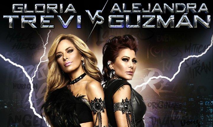 Gloria Trevi revela cómo nació gira con Alejandra Guzmán