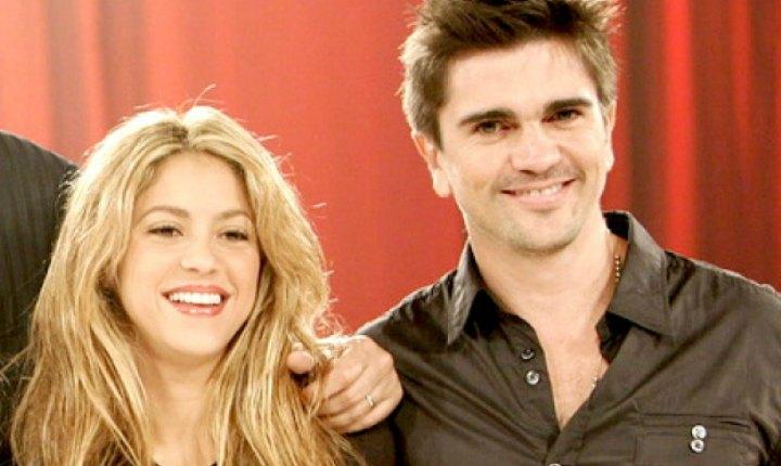 Juanes no descarta hacer un dueto con Shakira