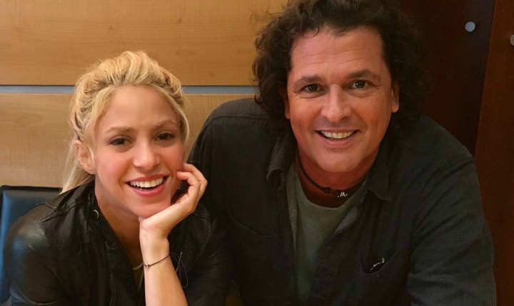 Así defendieron Shakira y Carlos Vives a 'La Bicicleta'