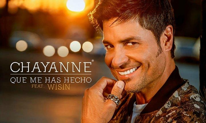 Chayanne está de regreso con 'Qué Me Has Hecho' ft. Wisin