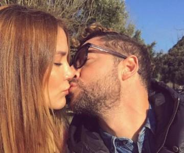 David Bisbal pisará el altar con Rossana Zanetti