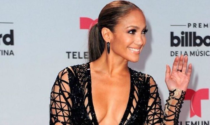 Jennifer López brilló en los Billboard