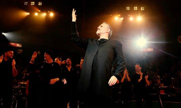 Miguel Bosé celebró sus 40 años en Puerto Rico