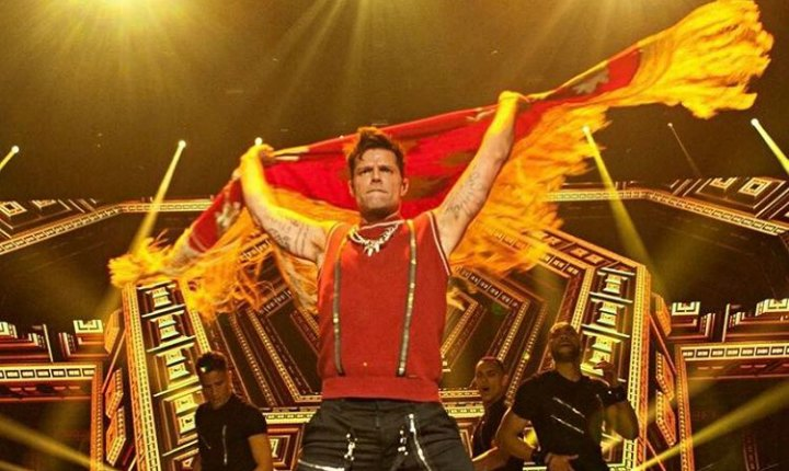 Ricky Martin ofrecerá concierto gratuito en México