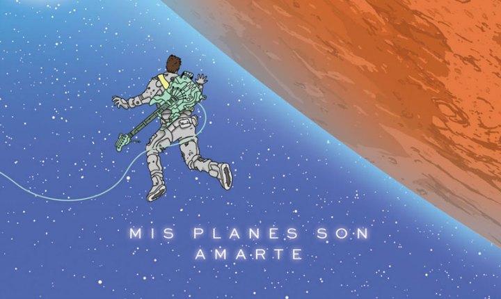 Juanes lanza su nuevo álbum 'Mis Planes Son Amarte'