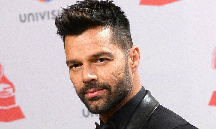 Ricky Martin, entre proyectos y su familia