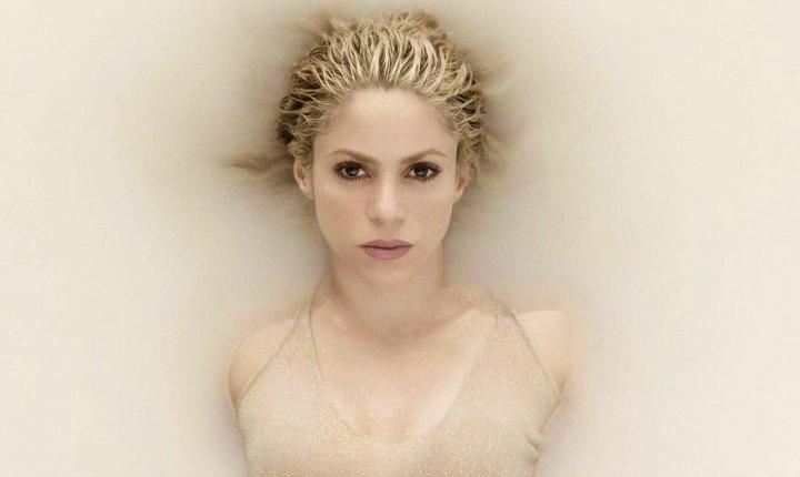 Shakira obtiene Disco de Platino en Colombia con El Dorado