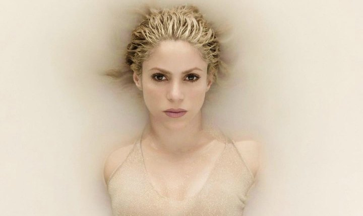 Shakira ya se prepara para su tour 'El Dorado'
