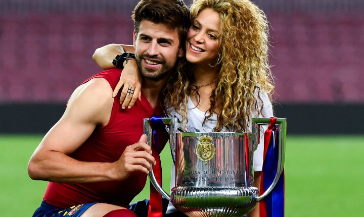 Shakira demuestra que es toda una mamá futbolista