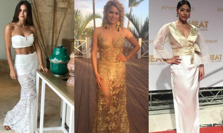 Premios Heat 2017: los colombianos en la alfombra roja