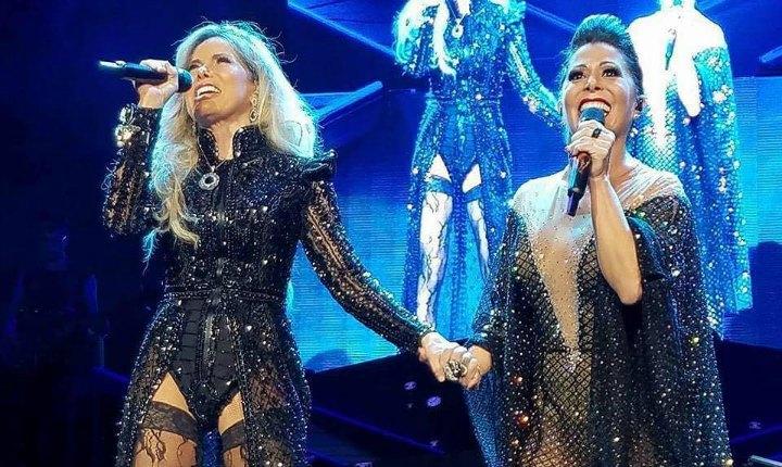 Gloria Trevi y Alejandra Guzmán traerán álbum de su gira 'Versus'