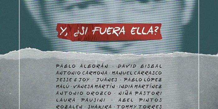 Alejandro Sanz y Varios Artistas