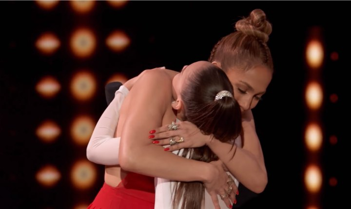 Bailarina de 11 años conmovió a Jennifer López
